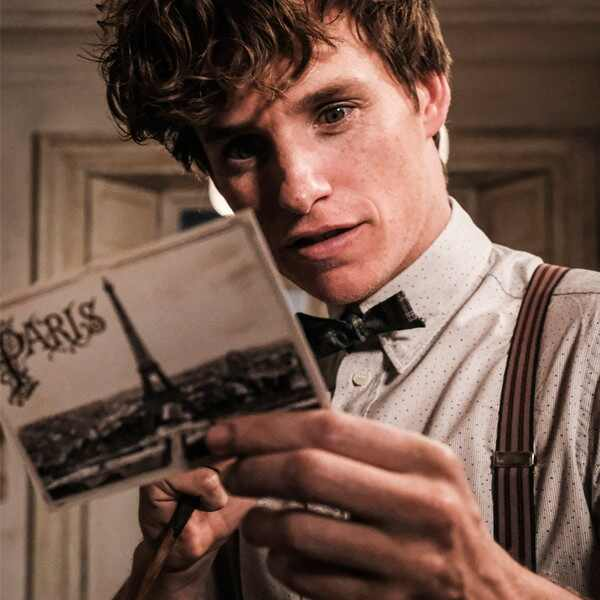 Fantastic Beasts: The Crimes of Grindelwald, Eddie Redmayne